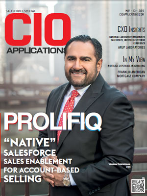 "Prolifiq: ""Native"" Salesforce Sales Enablement For Account-Based Selling"